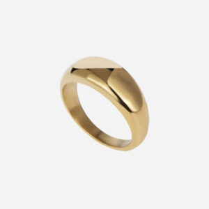 Bold ring gold
